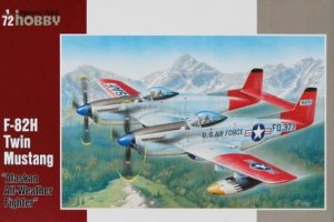 SPECIAL HOBBY 72203 - 1:72 F-82H Twin Mustang