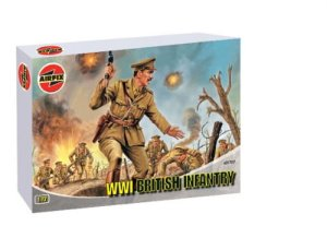 AIRFIX 01727 - 1:72 I WW - British Infantry
