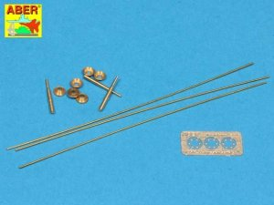 ABER R-33  - 1:35 Set of aerials for Russian Tanks like: T-34; T-55; T62; T-72 and other AVF