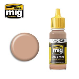 AMMO MIG 026 - Sand Brown - acrylic paint 17ml
