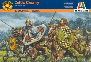 ITALERI 6029 - 1:72 Celtic Cavalry