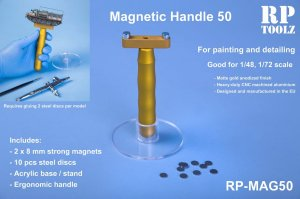 RP TOOLZ MAG50 - Painting handle with magnets - Magnetic Handle 50