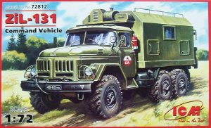 ICM 72812 - 1:72 ZiL-131, Command Vehicle