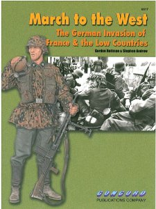 CONCORD 6517 - March To The West: The German Invasion Of France & The Lowlands