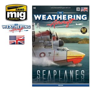 AMMO MIG 5208 - The Weathering Aircraft 8 - Seaplanes