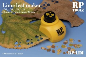 RP TOOLZ RPLIM - Lime leaf maker  tool