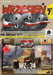 FIRST TO FIGHT 007 -  September 1939 - 1:72 Polish armoured car Wz.34