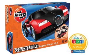 AIRFIX J6020 - Bugatti Veyron - Quick Build