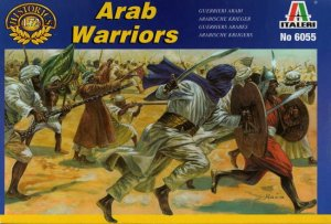 ITALERI 6055 - 1:72 Arab Warriors - Colonial Wars