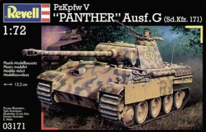 REVELL 03171 - 1:72 PzKpfw V Panther Ausf.G