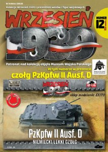 FIRST TO FIGHT 012 -  September 1939 - 1:72 Pz.Kpfw.II Ausf.D