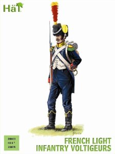 HAT 28003 - 28 mm - French Light Infantry Voltigeurs