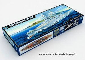 TRUMPETER 03701 - 1:200 USS Arizona 1941