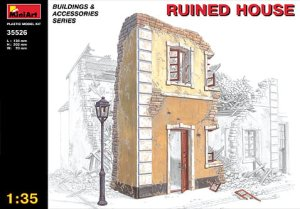 MINIART 35526 - 1:35 Ruined House