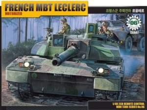 ACADEMY 13001 - 1:48 French MBT Leclerc
