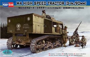 HOBBY BOSS 82407 - 1:35 M4 (3-in./90mm) Tractor