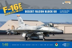 KINETIC 48029 - 1:48 F-16E Block 60 Desert Falcon UAE