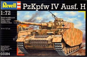 REVELL 03184 - 1:72 Pz.Kpfw.IV Ausf.H