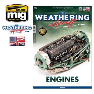 AMMO MIG 5203 - The Weathering Aircraft 3 - Engines