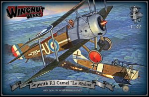 WINGNUT WINGS 32071 - 1:32 Sopwith F.1 Camel Le Rhone