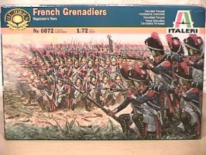 ITALERI 6072 - 1:72 French Grenadiers