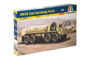 ITALERI 6554 - 1:35 M978 Fuel Servicing Truck