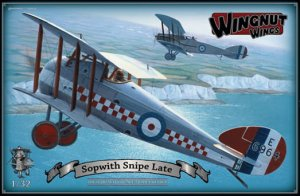 WINGNUT WINGS 32054 - 1:32 Sopwith Snipe (Late)