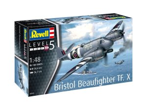 REVELL 03943 - 1:48 Bristol Beaufighter TF.X