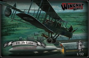 WINGNUT WINGS 32025 - 1:32 FE.2b (Late)