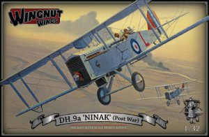 WINGNUT WINGS 32061 - 1:32 DH.9a Ninak (Post War)