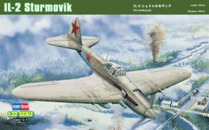 HOBBY BOSS 83201 - 1:32 IL-2 Ground attack aircraft