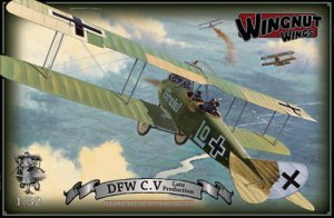WINGNUT WINGS 32057 - 1:32 DFW C.V (Late Production)