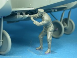 COPPER STATE MODELS CSM F32014 - 1:32 German bomber ground crewman N.1