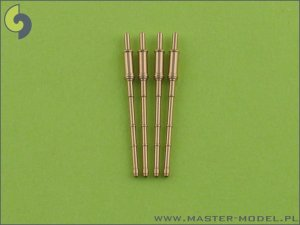 MASTER SM-350-019 - 1:350 Russia/USSR 130 mm/70 (5.1in) AK-130 barrles (4pcs)