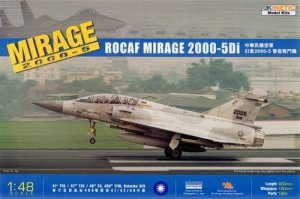 KINETIC 48037 - 1:48 ROCAF Mirage 2000-5Di
