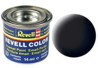 REVELL 08 - Matt Black 14 ml