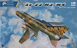 KITTY HAWK 80146 - 1:48 Sukhoi Su-22 M3/M4