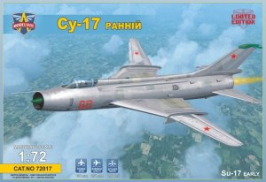 MODELSVIT 72017 - 1:72 Sukhoi Su-17 Early
