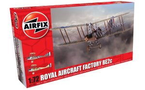 AIRFIX 02104 - 1:72 Royal Aircraft Factory BE2c Scout