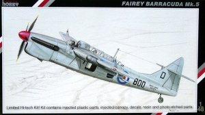 SPECIAL HOBBY 48069 - 1:48 Fairey Barracuda Mk.5