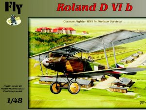 FLY 48004 - 1:48 Roland D VI b