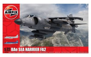 AIRFIX 04052A - 1:72 BAe Sea Harrier FA2