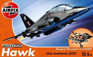 AIRFIX J6003 -  BAe Hawk - Quick Build