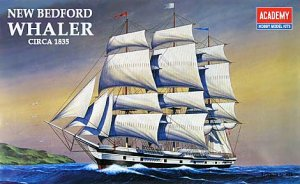ACADEMY 14204 - 1:200 New Bedford Whaler 1835
