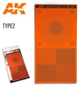 AK INTERACTIVE 8057 - Easycutting Type 2