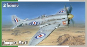 SPECIAL HOBBY 32055 - 1:32 Hawker Tempest Mk.VI