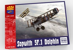 COPPER STATE MODELS CSM 1026 - 1:48 Sopwith 5F.1 Dolphin