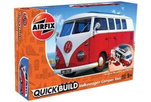 AIRFIX J6017 - VW Camper Van - Quick Build