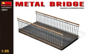 MINIART 35531 - 1:35 Metal Bridge