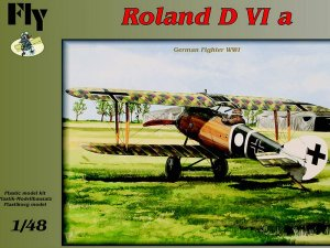 FLY 48005 - 1:48 Roland D VI a